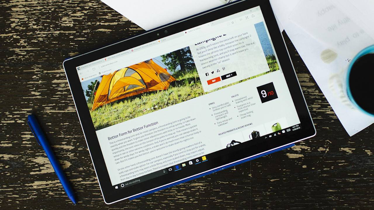 Legacy Microsoft Edge will be uninstalled in April update