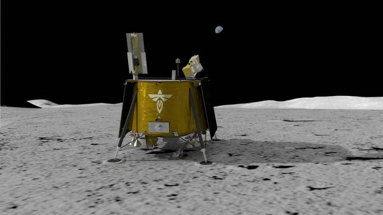 NASA awards $93.3 million to Firefly Aerospace for moon mission technology