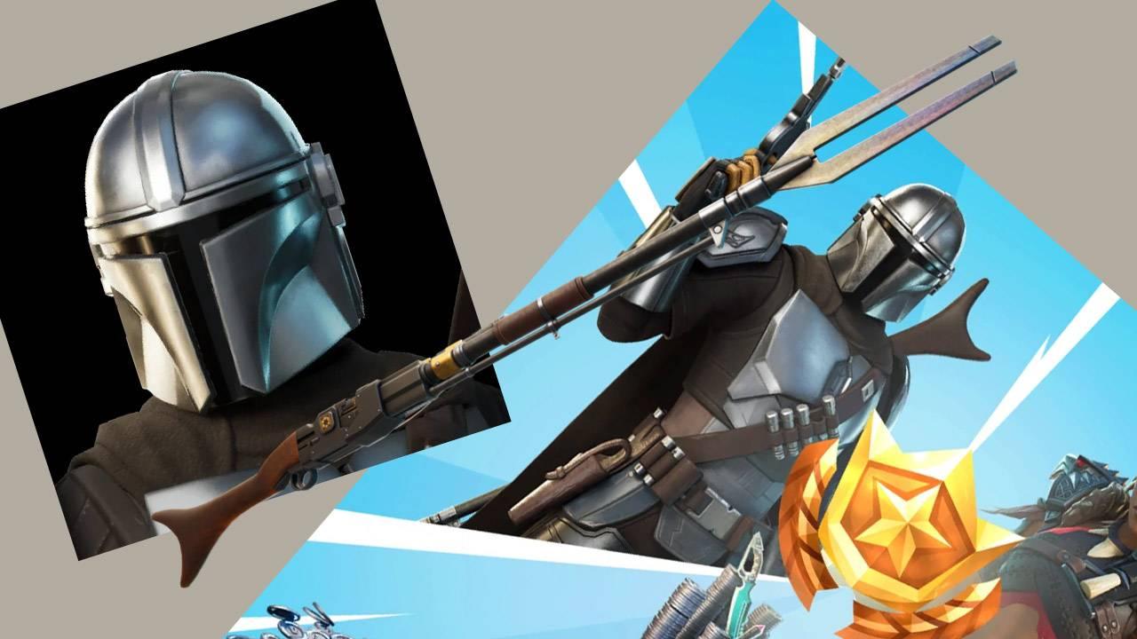 Fortnite update adds Mando's Bounty and Mandalorian goodies