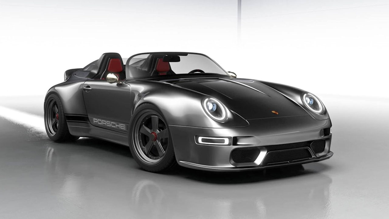 Gunther Werks will build 25 modernized 993-based Porsche Speedsters