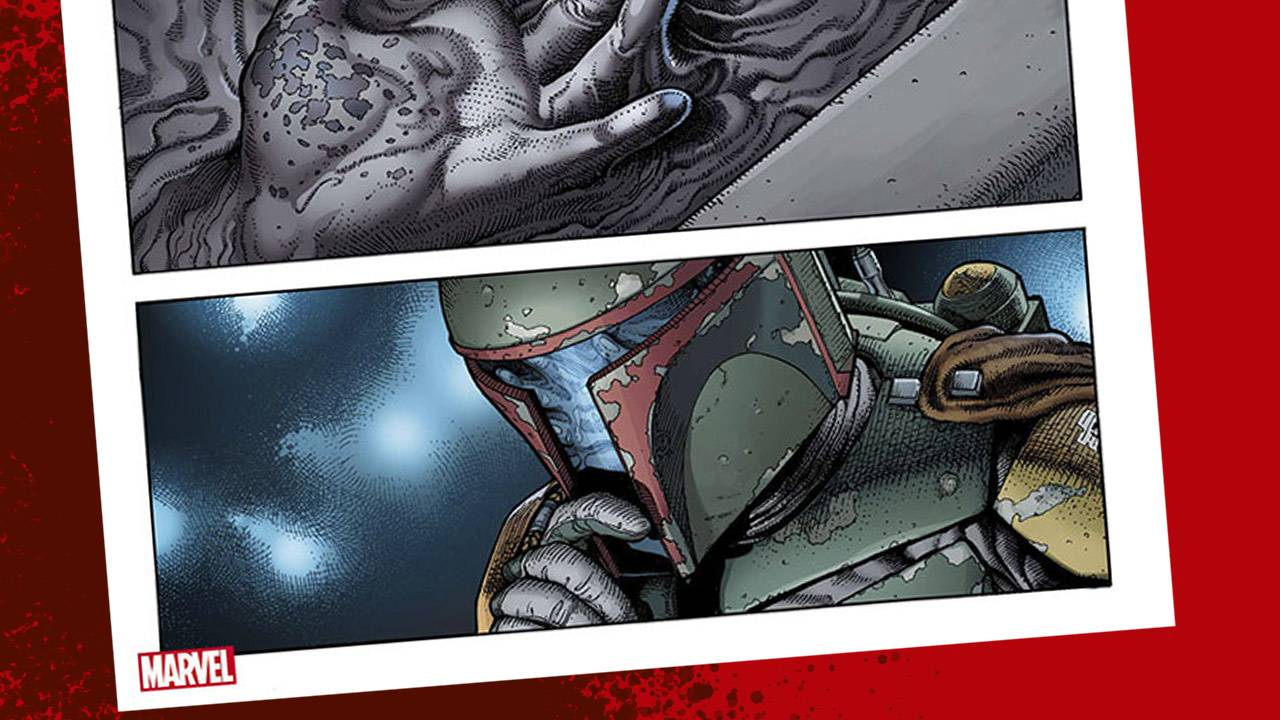 Next Star Wars: Boba Fett comic set during Shadows of the Empire