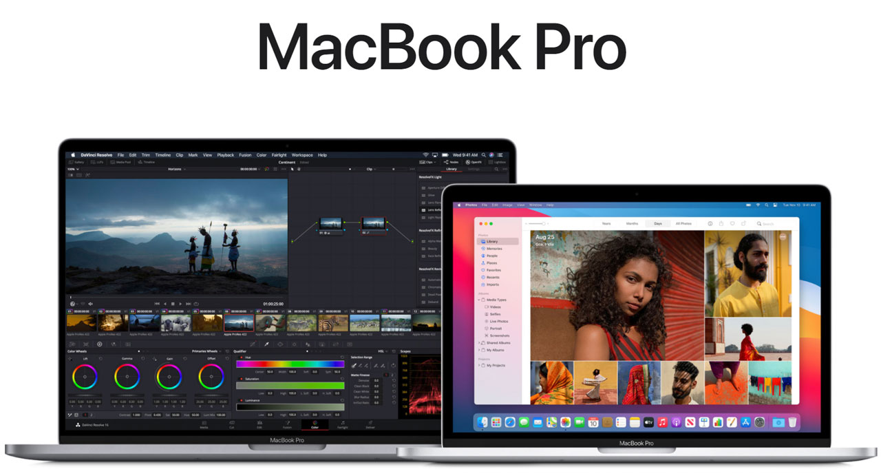 MacBook Pro models featuring HDMI output and SD card reader rumored