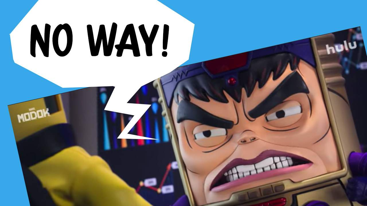 Marvel Comics MODOK release trailer proves it's no Disney+ joint