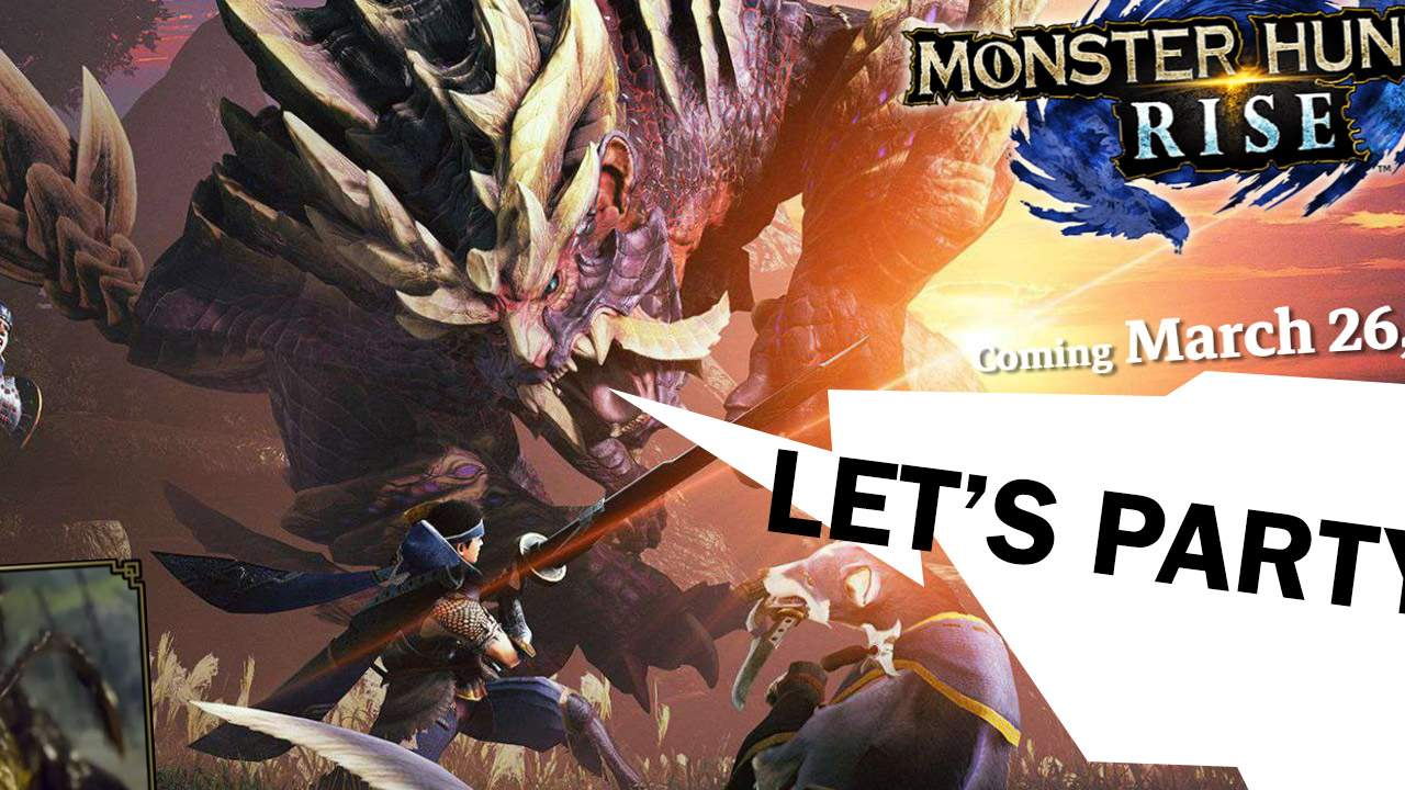 Monster Hunter Rise release date countdown splits in two: Switch and PC