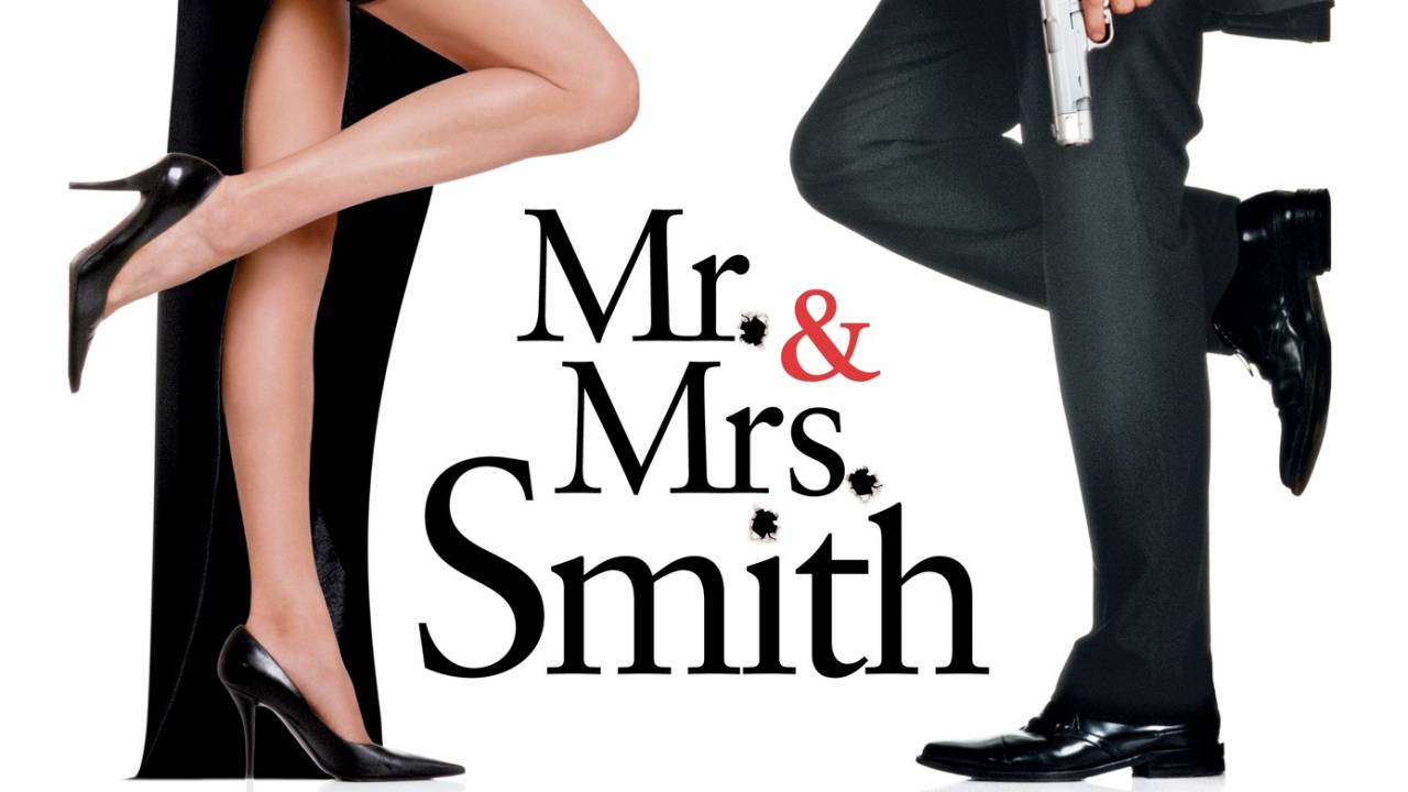 Mr. & Mrs. Smith is being turned into a TV show for Amazon