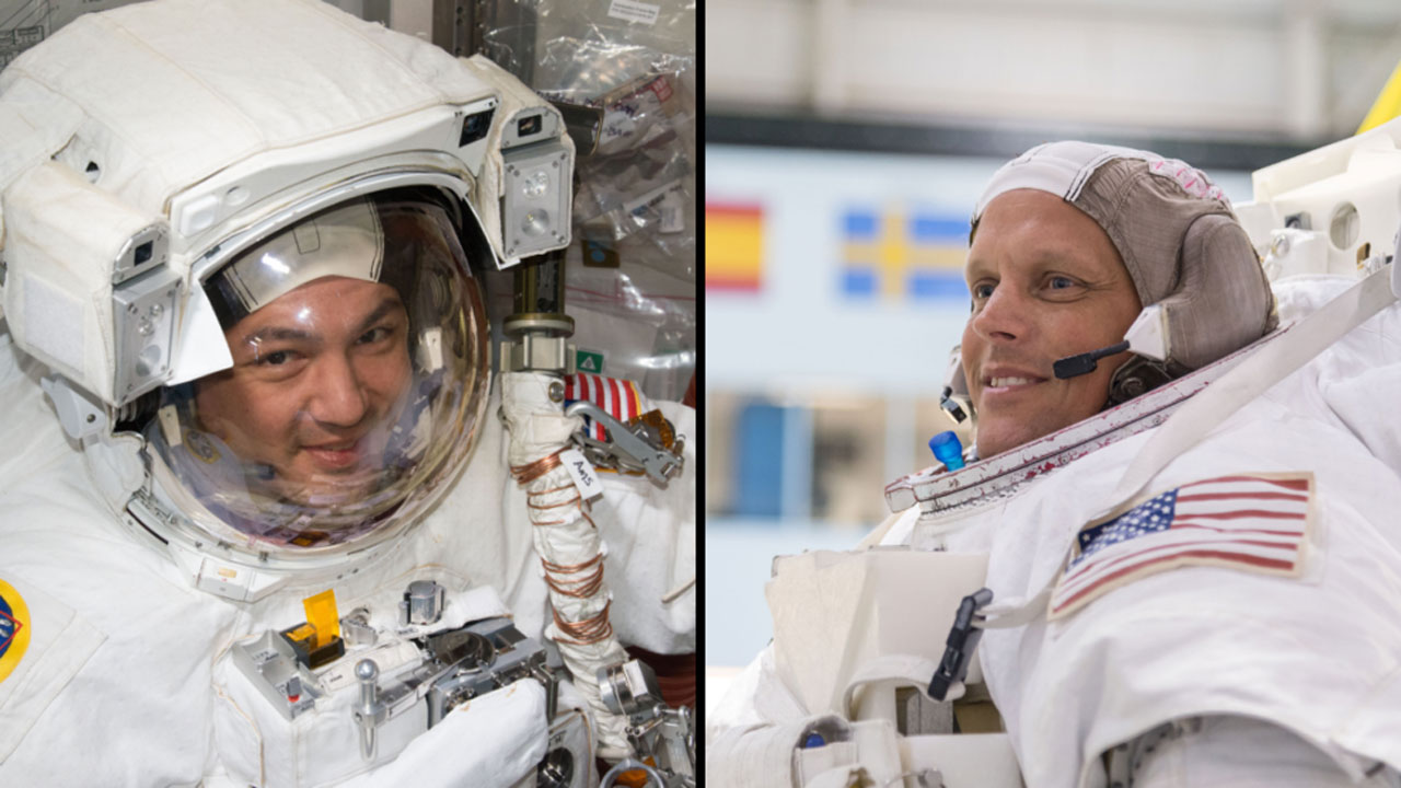 NASA announces astronauts assigned to SpaceX Crew-4 mission