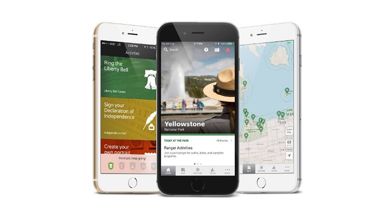 National Park Services rolls out a unified app for national parks