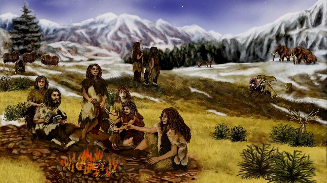 Reversing of the Earth's magnetic poles likely led to the downfall of Neanderthals