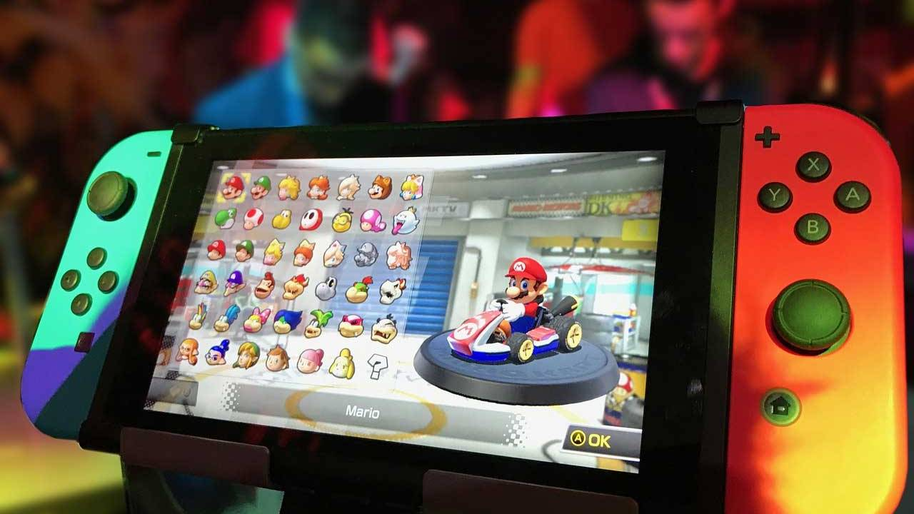 Nintendo increases profit expectations as sales remain strong