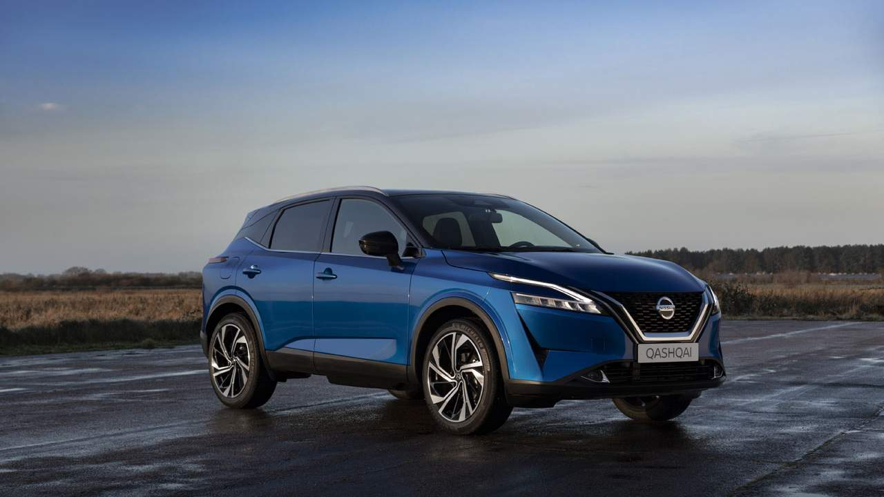 All-new Nissan Qashqai compact SUV launches in Europe