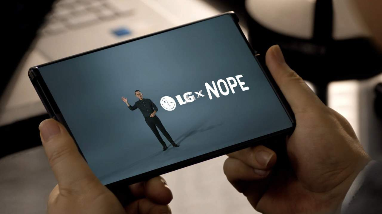 LG rollable phone might be gone for good