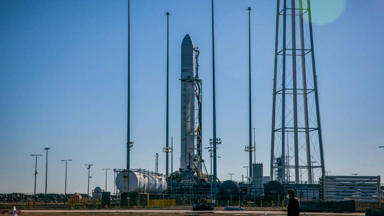 Northrup's ISS cargo launch will happen Saturday if weather cooperates