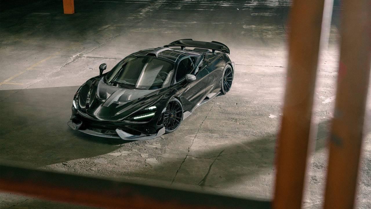 Novitec McLaren 765LT reaches 100 KM/H in 2.5 seconds