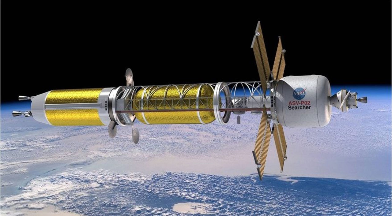Report says NASA needs to be aggressive in pursuing nuclear propulsion