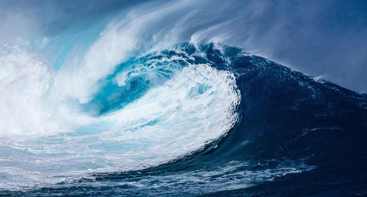 Study finds Gulf Stream in the Atlantic Ocean is extremely weak