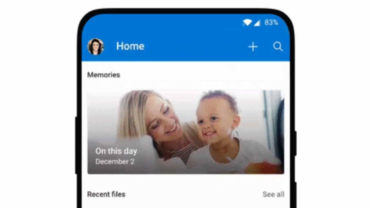 OneDrive for Android adds Samsung 8K videos playback support