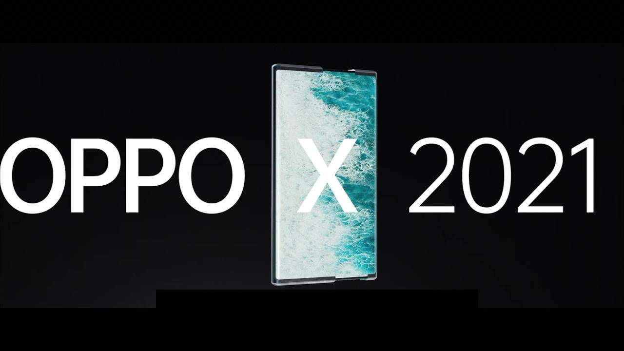 OPPO X 2021 rollable phone details revealed at MWC Shanghai
