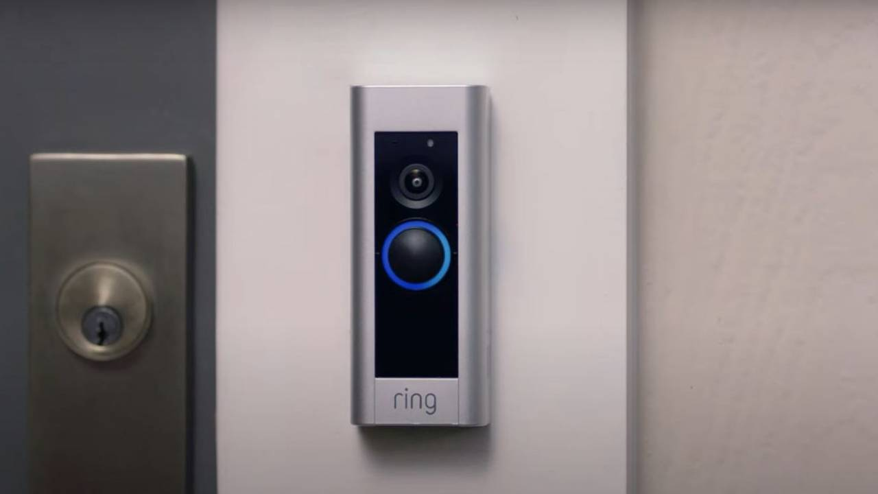 Ring Video Doorbell gets Alexa Greetings and Quick Replies