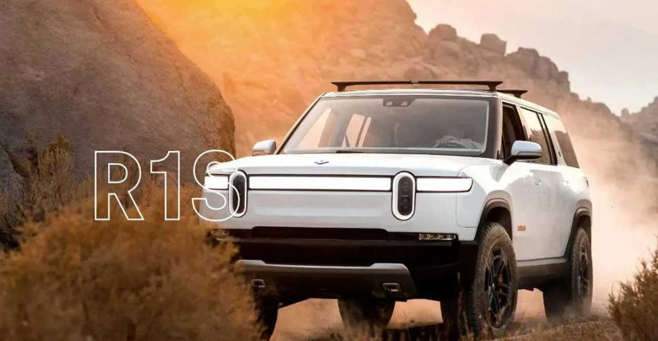 Rivian will open ten showrooms this year starting in Chicago