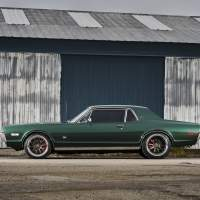This Coyogar Mercury Cougar by Ringbrothers is packing a Ford Coyote V8