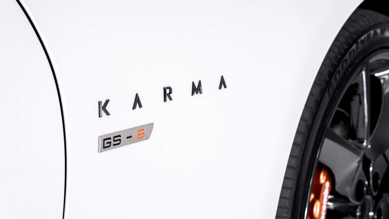 2021 Karma GS-6 is a more affordable Revero GT