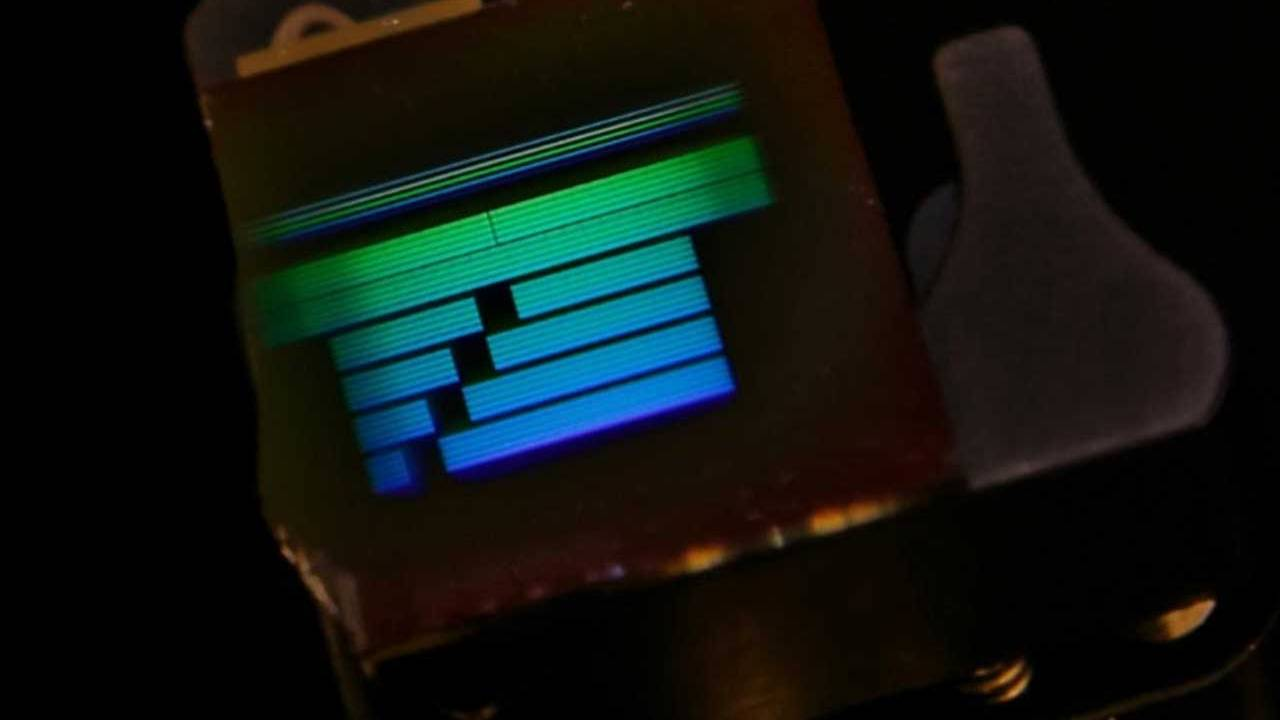 IBM uses silicon waveguides to advance computers using light