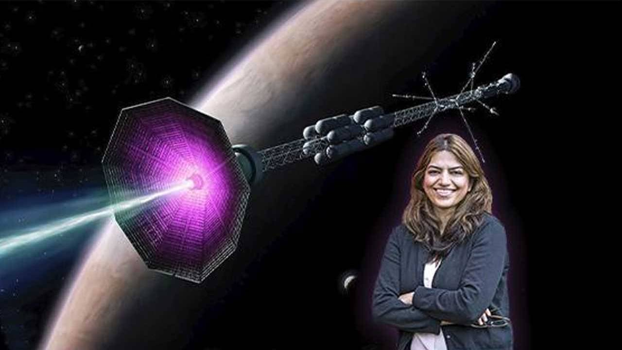 A new plasma thruster could speed space travel