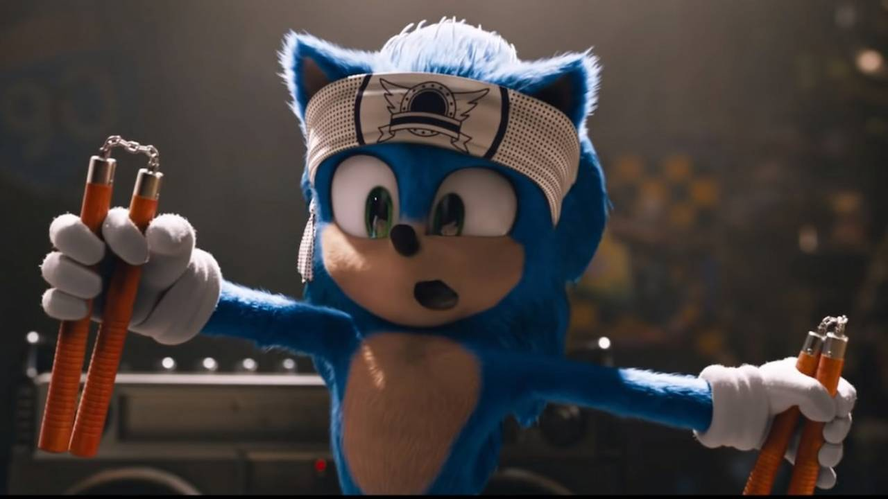 You'll never guess what the title of the next Sonic the Hedgehog movie is