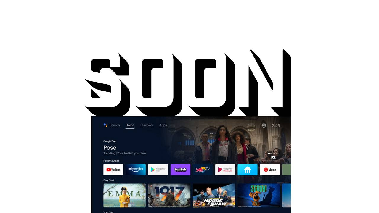 Android TV update basically turns it all to Google TV