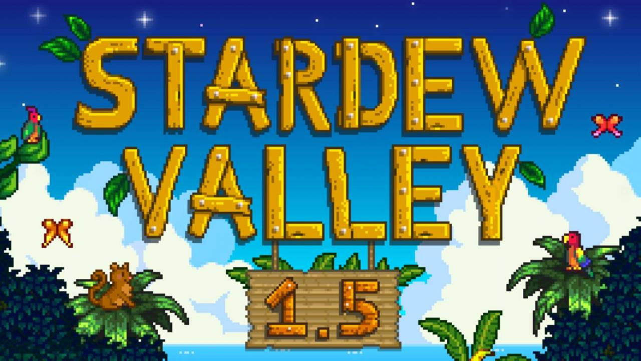 Stardew Valley's big 1.5 update arrives on Switch, Xbox, and PlayStation