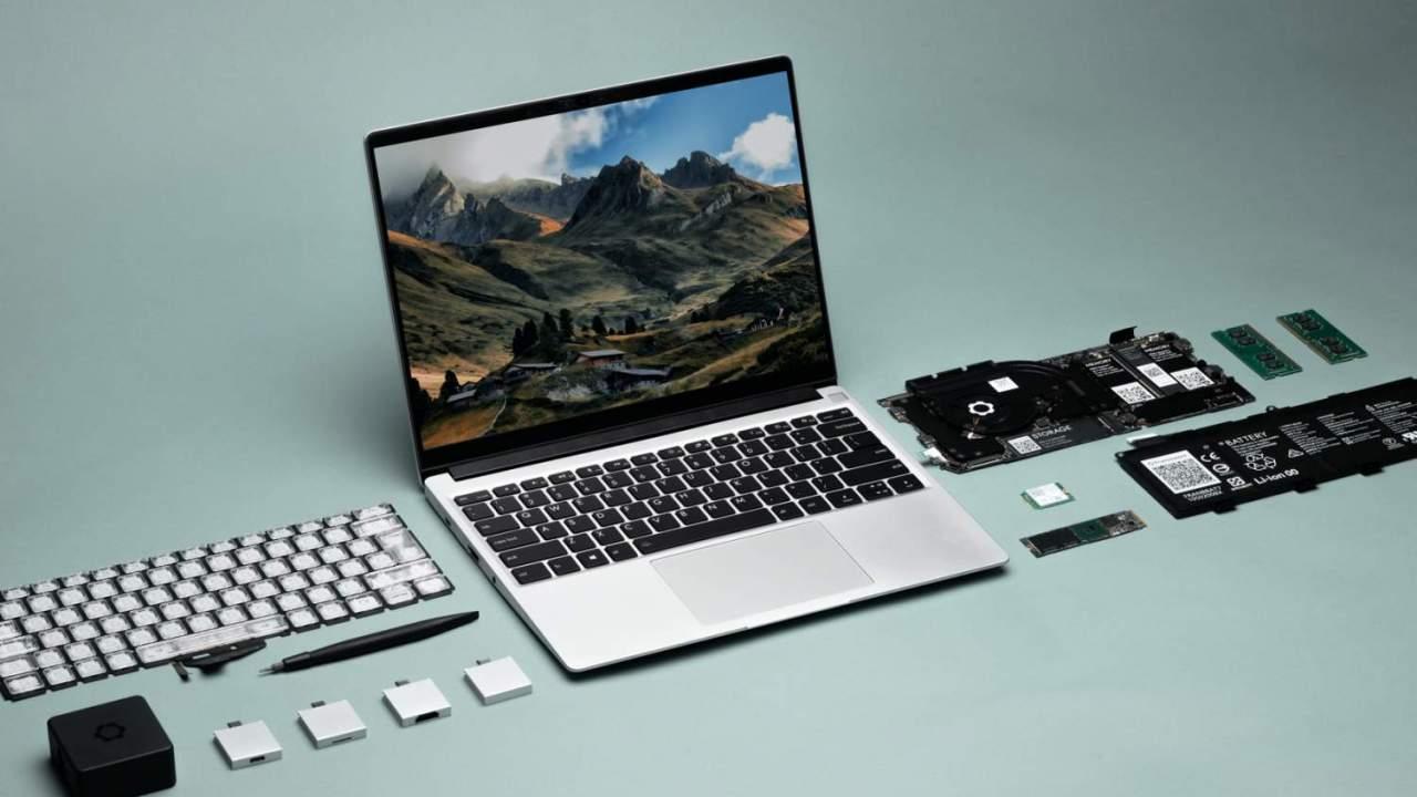 Framework Laptop promises easy upgrades and modular ports