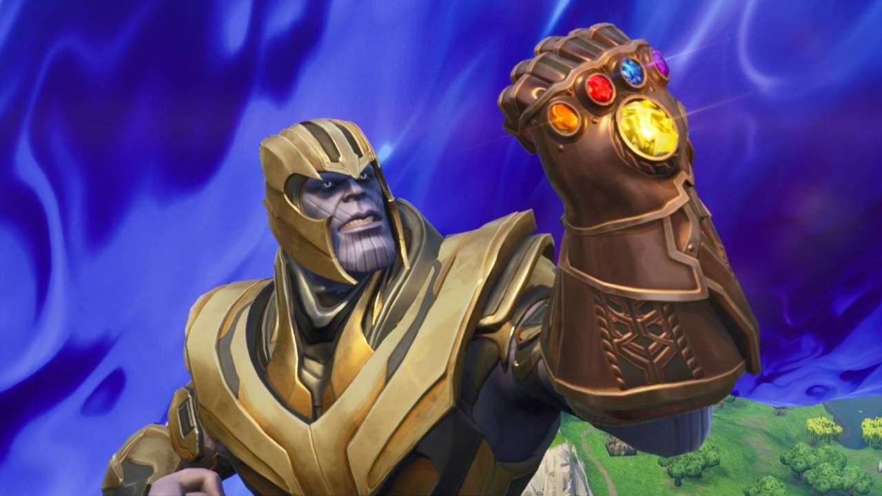 Fortnite leak teases return of Thanos as the ultimate hunter