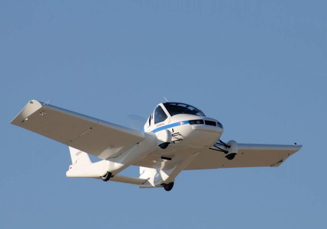 Terrafugia Transition flying car granted a Light-Sport Airworthiness certificate by the FAA - SlashGear
