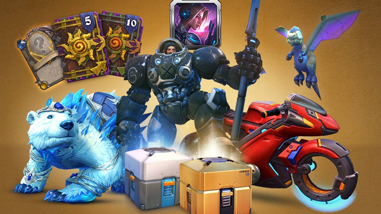 "BlizzCon 2021 ""Celebration Collection"" bundles revealed"