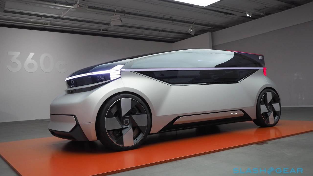 Volvo scores an autonomous car soundtrack to settle your stomach
