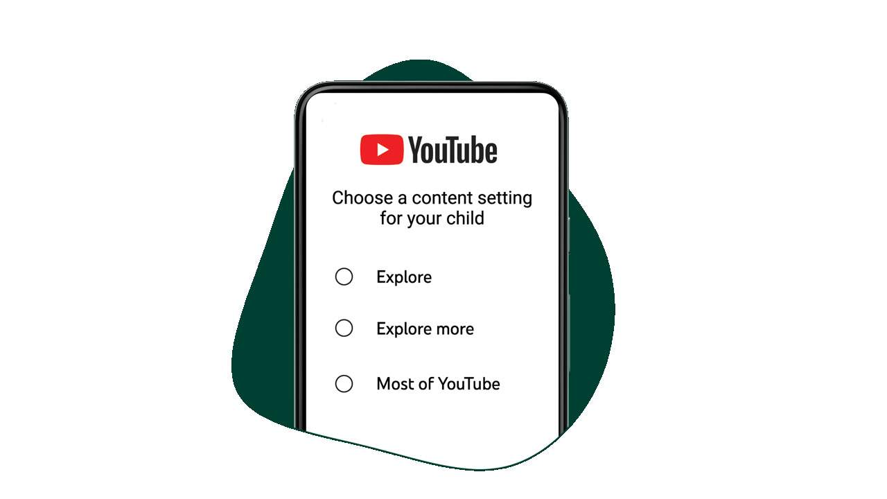 YouTube Supervised Accounts limit access to content for teens