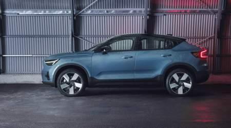 2022 Volvo C40 Recharge Gallery
