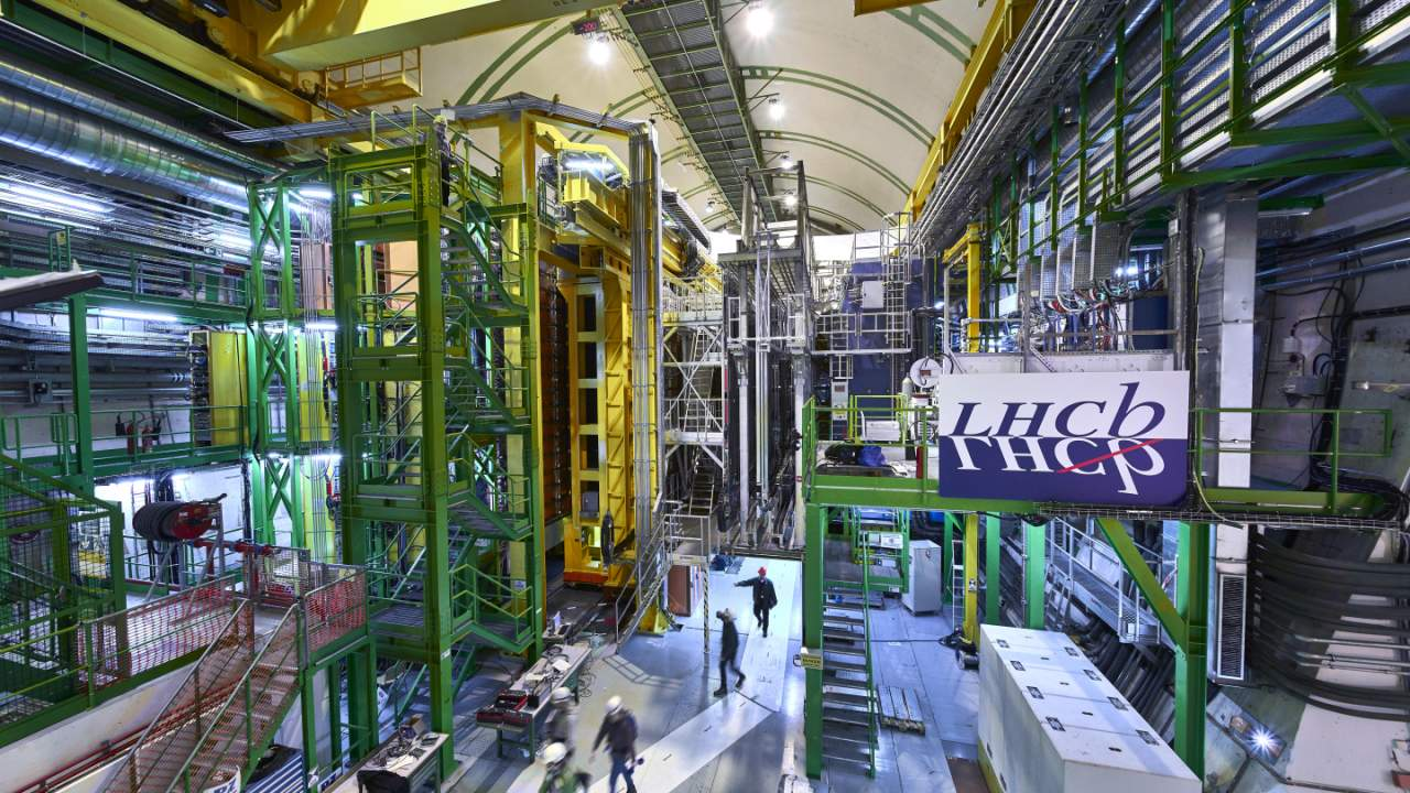 CERN's newest Large Hadron Collider results could upend physics' core theory