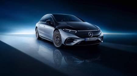 2022 Mercedes-Benz EQS Gallery
