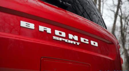 2021 Ford Bronco Sport Gallery