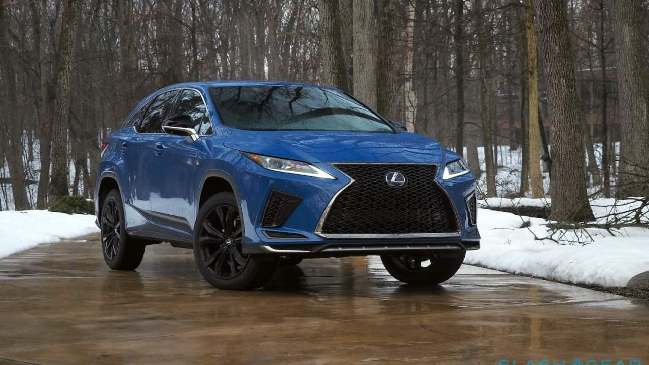 2021 Lexus RX 450h Review – A victim of its own success