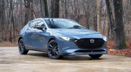 2021 Mazda3 Gallery