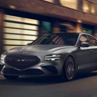 2022 Genesis G70 Launch Edition previews sport sedan refresh