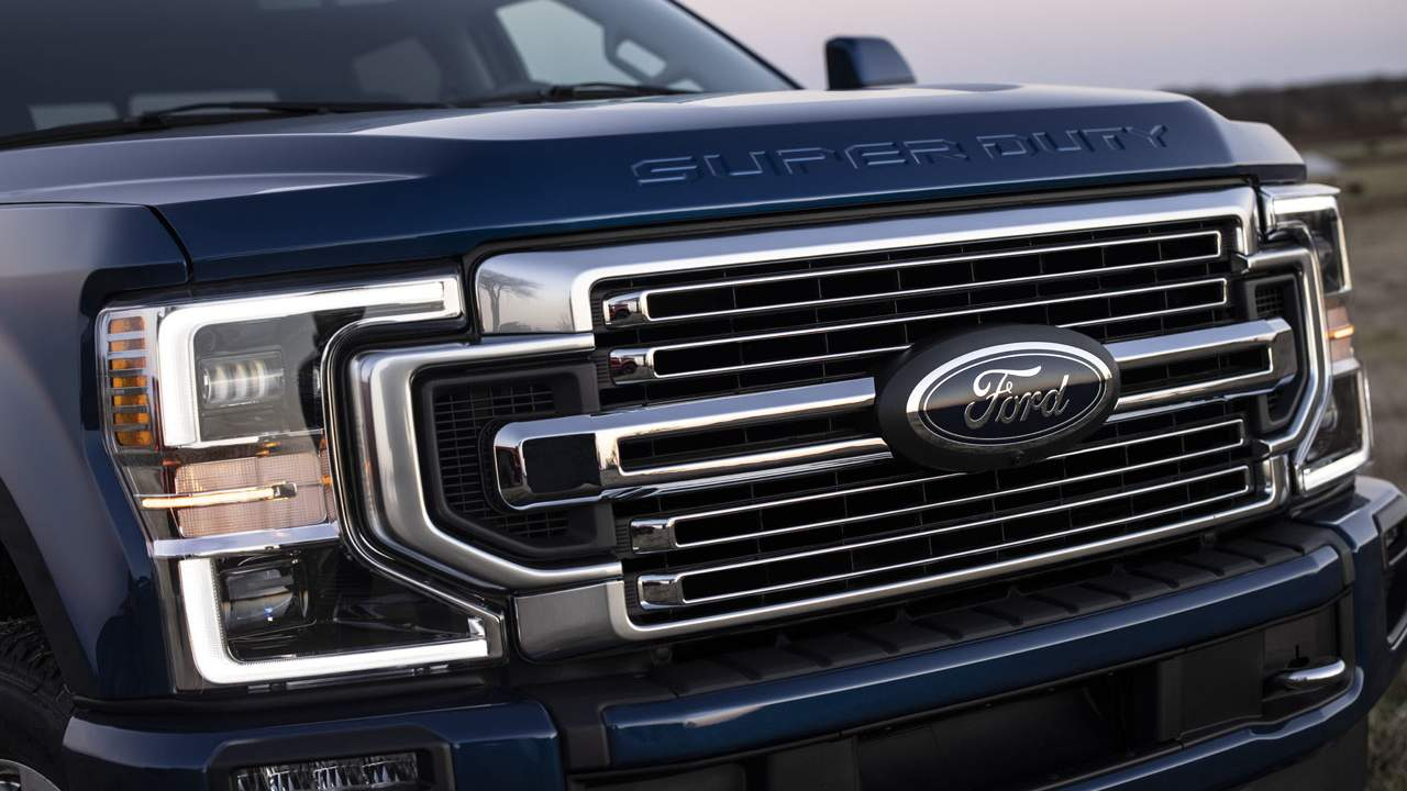 Ford details 2022 F-Series Super Duty truck upgrades