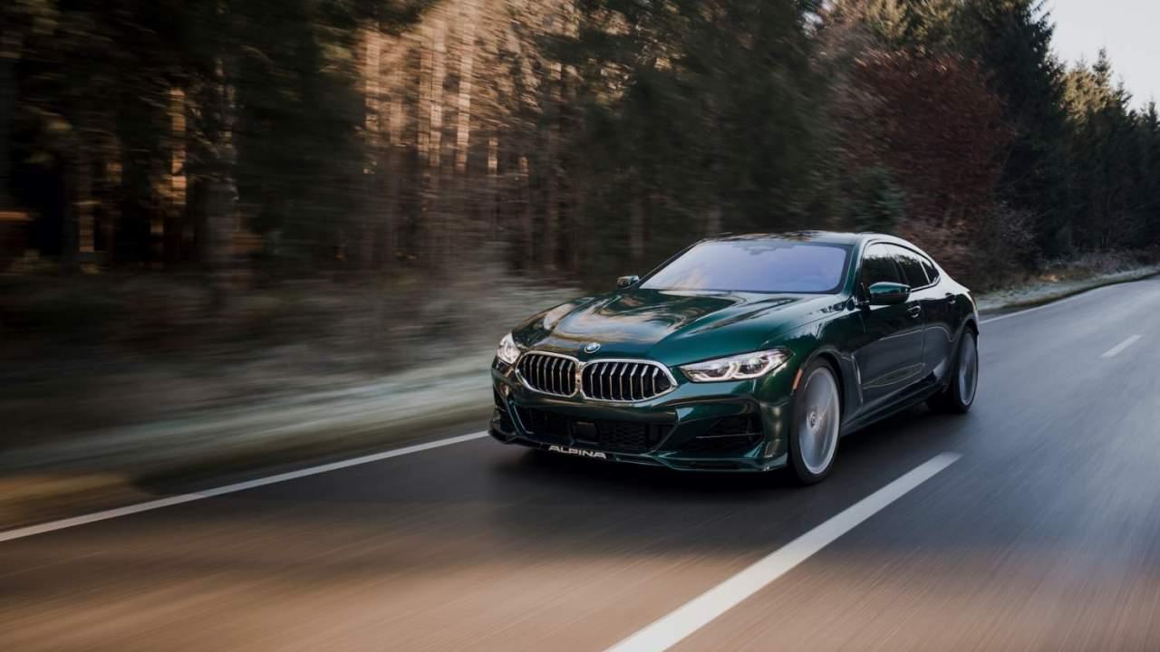 2022 BMW Alpina B8 Gran Coupé Gallery