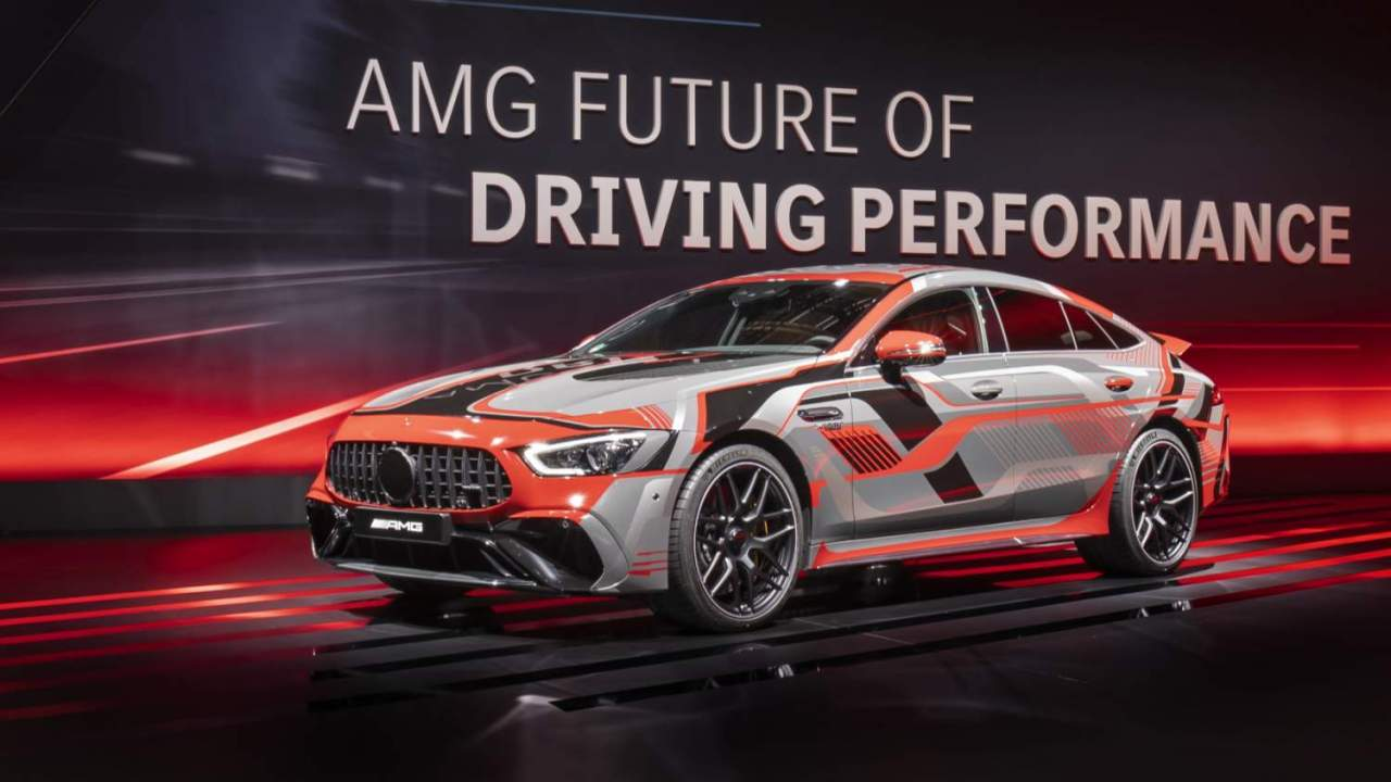 AMG E Performance promises over 804 hp from potent plug-in hybrids