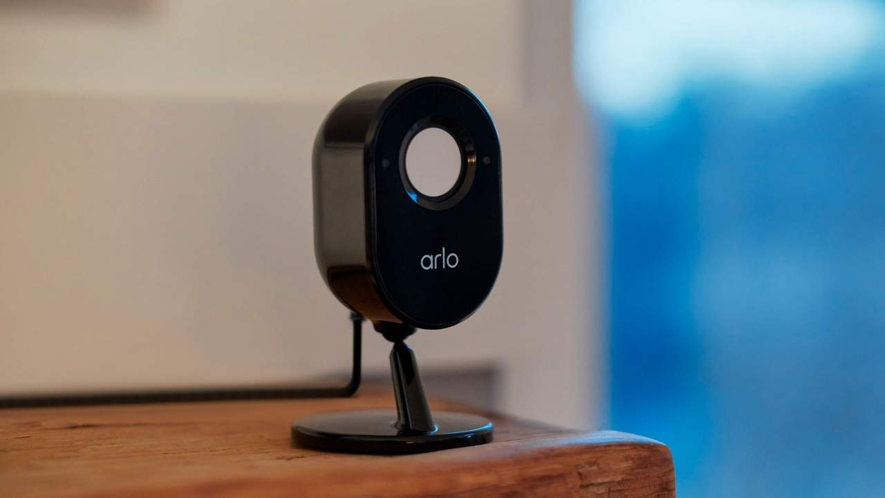 Arlo Essential Indoor Camera now available for pre-order