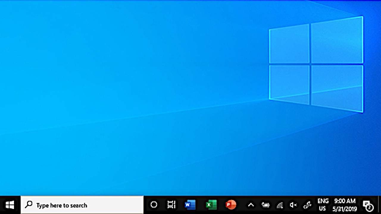 Windows 10 Taskbar will no longer crash if Explorer.exe does