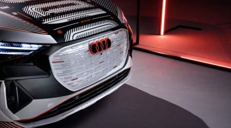 2022 Audi Q4 e-tron Gallery
