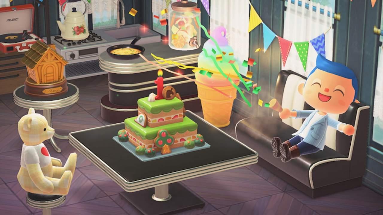 Animal Crossing: New Horizons celebrates 1st anniversary with new update